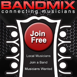 Musicians Wanted Classifieds at BandMix.com.au